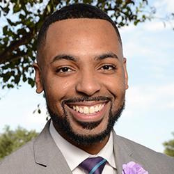 Headshot of author Joshua Champion.
