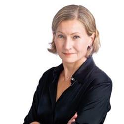 Headshot of author Rita Jupe, ACC