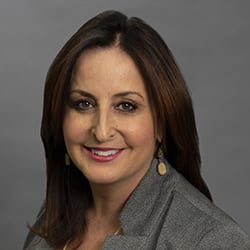 Headshot of ICF Professional Coaches Vice President Ann Rindone, ACC