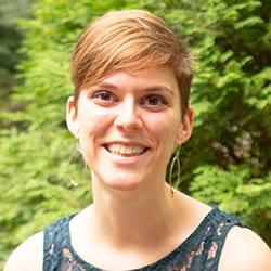 Headshot of author Jessica Grove