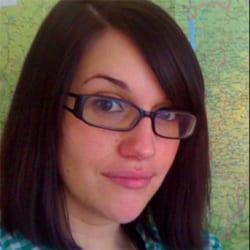 Headshot of author Haley Osborne.