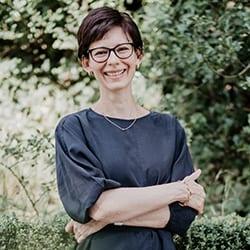 Headshot of author Melissa Birchler.