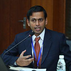Photo of Coaching World contributor P Venkatesh, ACC.